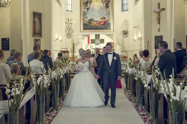 Suknia ślubna Madison James MJ217