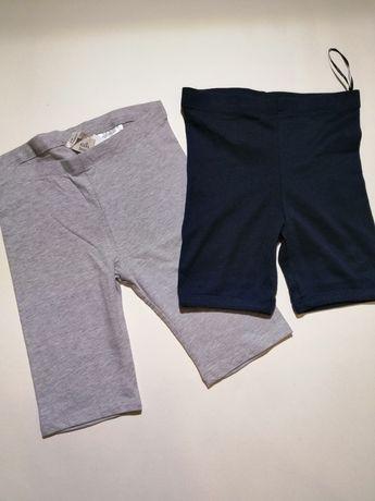 Шорты H&M шорти комплектом 8-9 лет хлопковые