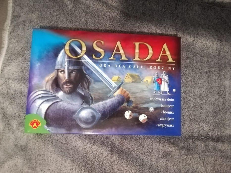 """""""Osada"""" gra planszowa strategiczna Alexander Sosnowiec - image 1"""