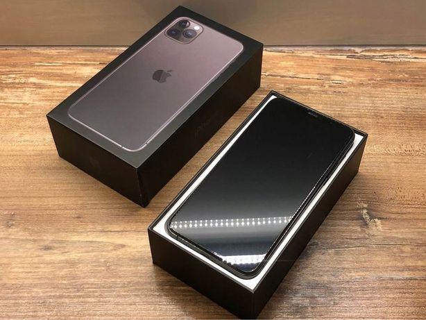 Apple Iphone 11 Pro Max 64GB Space Gray GWARANCJA Ideał Bez Simlocka!