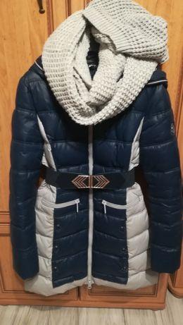 Kurtka zimowa, płaszcz ocieplany