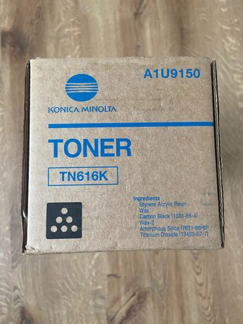 Toner TN616K Konica Minolta