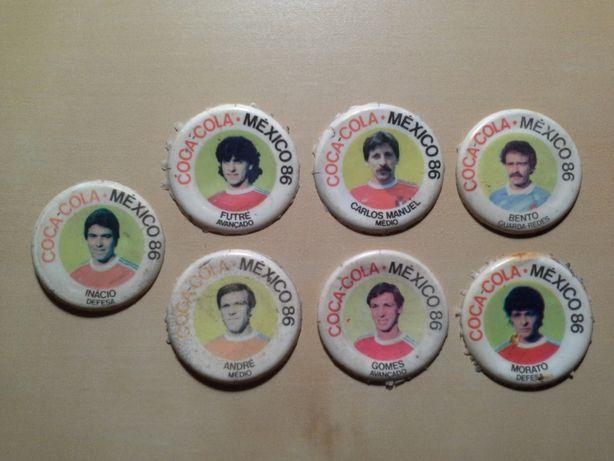 Coca cola, campeonato mundo futebol mexico 86