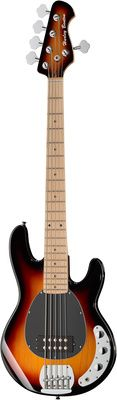 NOWA Gitara basowa Harley Benton MB-5 SB Deluxe Series