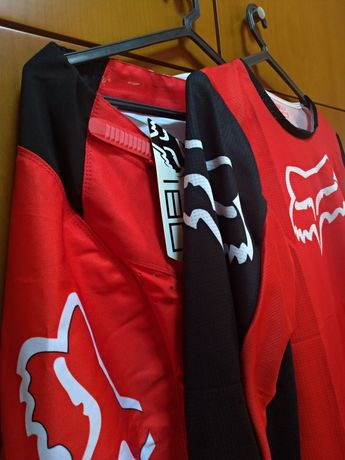 Equipamento Fox Motocross/Enduro