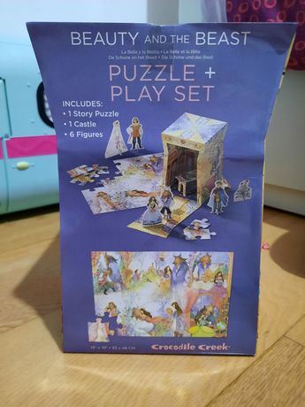Puzzle + Play Set