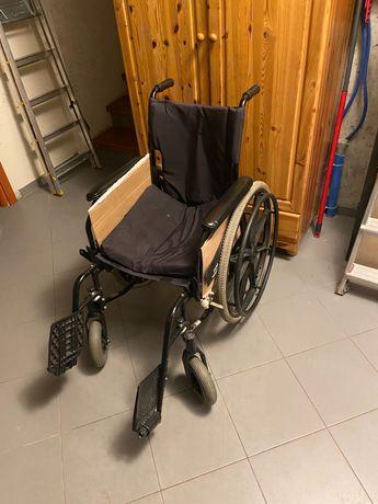 Wózek inwalidzki SOMA za darmo