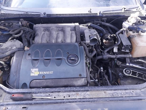 Мотор двигун двигатель рено renault L7X 3.0 V6 laguna clio espace