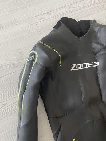 Fato triatlo ZONE3 Advance como novo