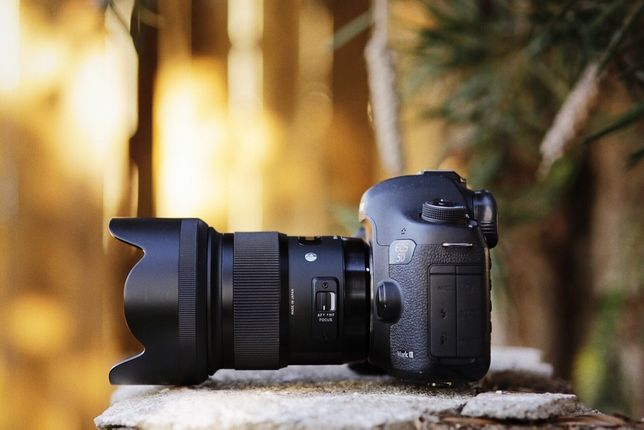 Sigma 50mm 1.4 ART Canon