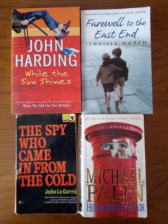 Książki powieści po angielsku