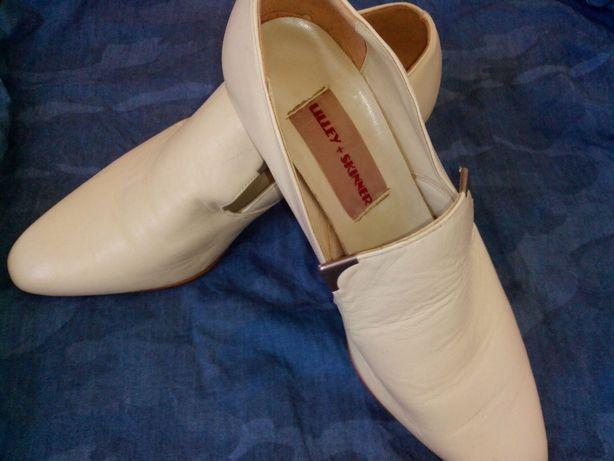 Туфли женские кожаные «Lilley & Skinner» р.37 бу.