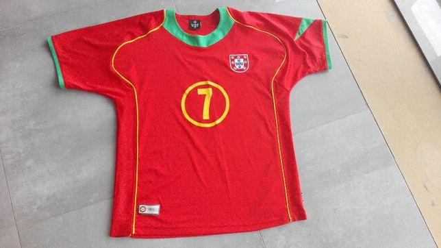 koszulka sportowa Luis Figo XL