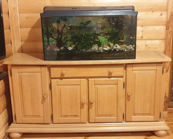 Szafka, pod akwarium, kredens