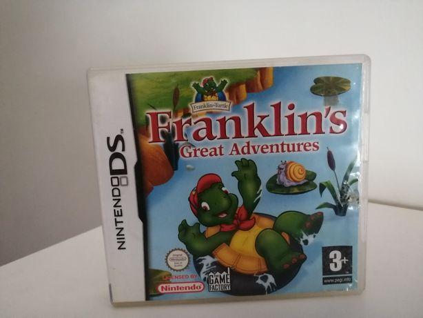 FRANKLIN`S great adventures. Nintendo DS