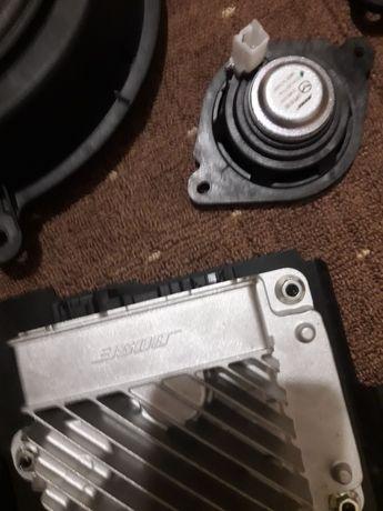 Підсилювач і колонки Mazba 6 gj