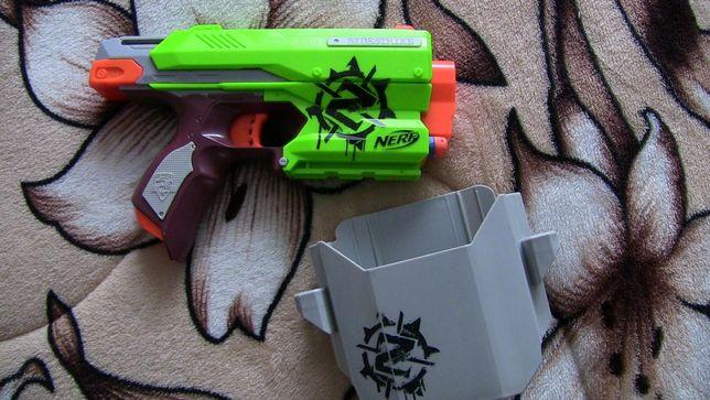 Nerf Zombie strike (sidestrike)