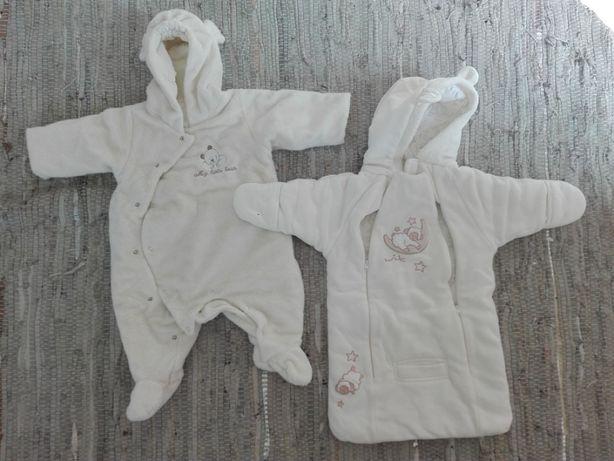 Kombinezon dla noworodka/niemowlaka