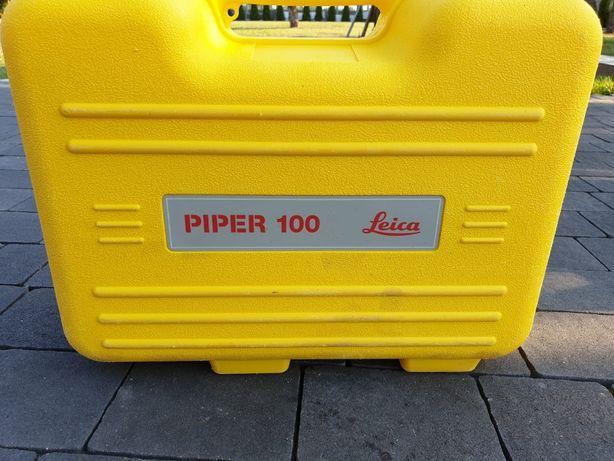 Niwelator rurowy Leica Piper 100