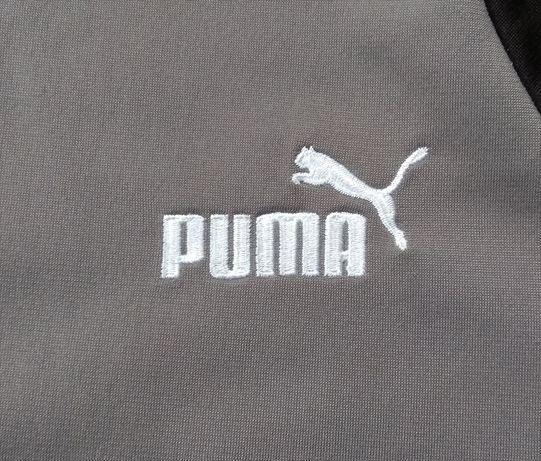 PUMA олимпийка кофта на змейке оригинал S