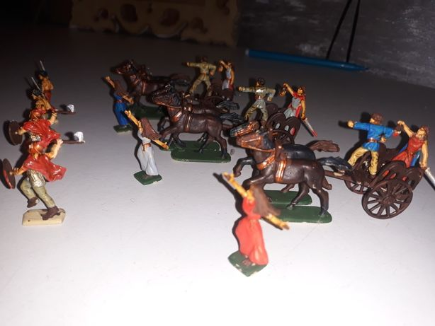 żołnierzyki, figurki, model