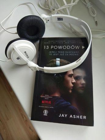 Jay Asher 13 Powodów Trzynaście Powodów Netflix Serial miękka