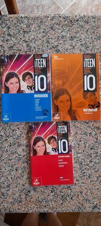 livros inglês 10 ano