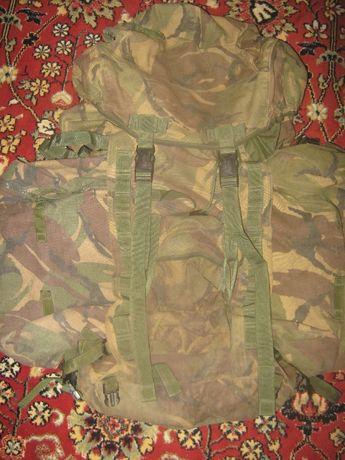 Легендарные военный камуфляж DPM рюкзак BERGEN Long - большой Оригинал