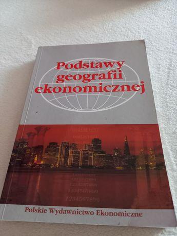 Podstawy geografii ekonomicznej J.Wrona J.Rek