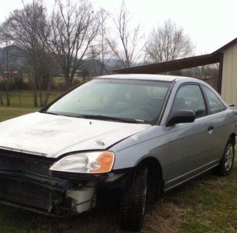 Honda Civic 2 ou 4 portas 2000, 2001, 2002, 2003, 2004 e 2005