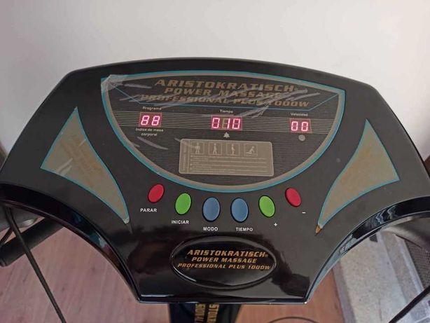 Máquina Vibroplate (Como Nova)