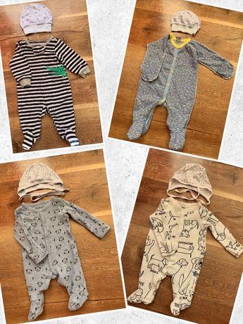 Человечек, слип carter's для новородженного