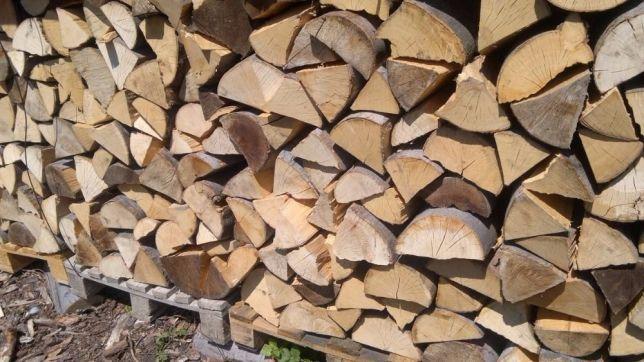 Drewno opałowe kominkowe twarde sezonowane-Sulecin