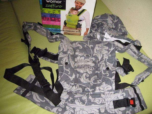 Продам новый эрго - рюкзак переноску для ребенка Womar zaffiro eco