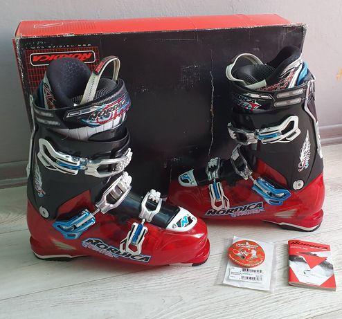 Buty narciarskie NORDICA Firearrow F3 - full zestaw - warto