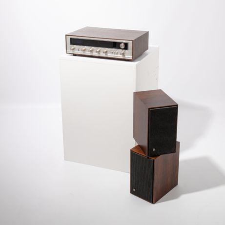 Pionieer SX 300 + BeoVox 2200, gwarancja, mid century audio set