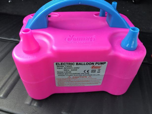 Bomba Elétrica Encher Balões - Novo