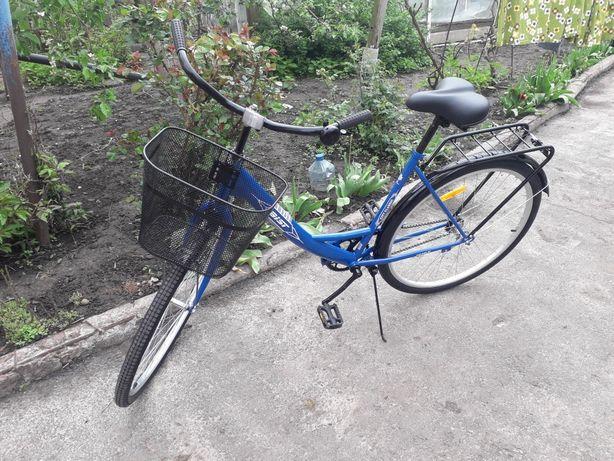 """Велосипед АИСТ """"Aist 28-245"""" (Мінськ, Білорусь)"""