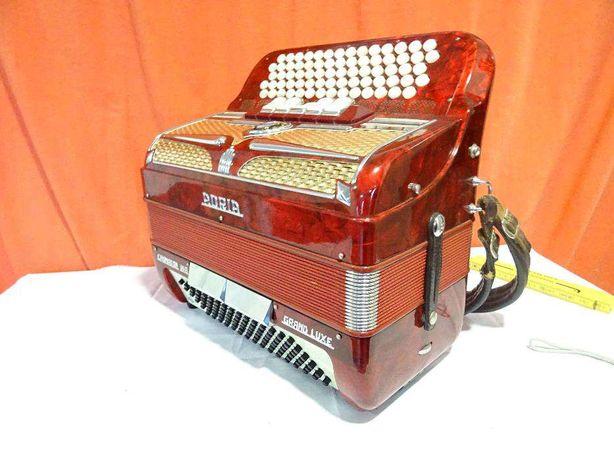 Acordeao Adria Cromton Grand Lux 3 Voz,N . 76