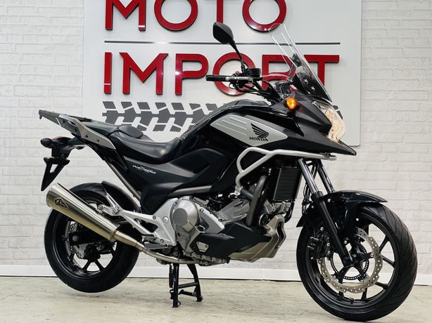 Мотоцикл Honda NC700X ABS АВТОМАТ только из Японии+КРЕДИТ+оформление