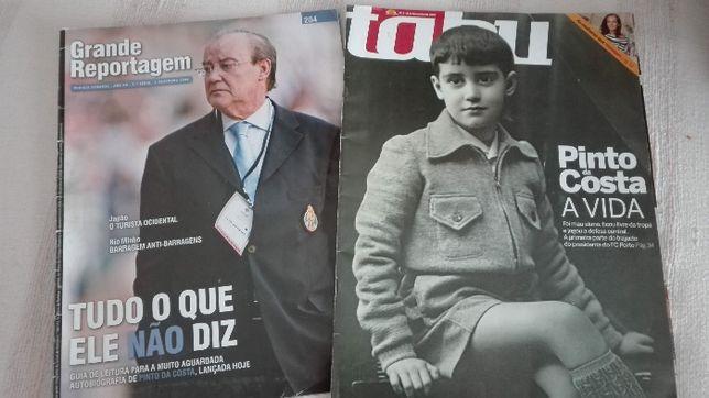 Pinto da Costa Porto - Revistas