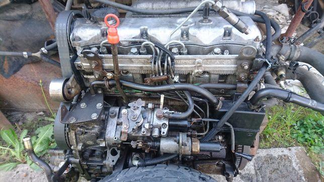 Silnik Ducato 2.5 diesel pompa wtryskowa blok głowica osprzęt