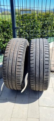 Opony letnie Michelin 215/60R16 bieżnik po 5mm