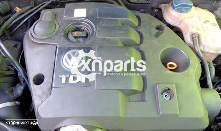 Motor SEAT ALHAMBRA (7V8, 7V9) 1.9 TDI 4motion   06.00 - 03.10 Usado REF. BVK
