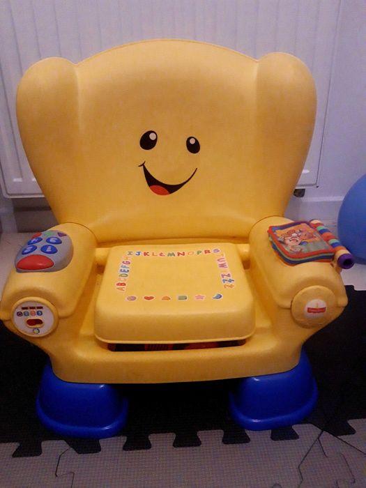 Sprzedam krzesełko Fischer Price Ostrołęka - image 1