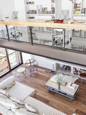 Уникальный двухуровневый офис , возможно и под квартиру