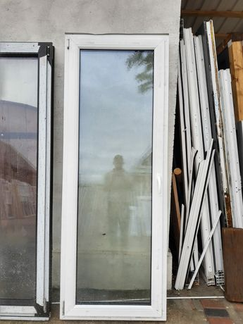 Okna balkonowe pcv używaneg Niemieckie dowóz