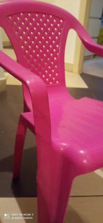 Krzesełko małe ogrodowe dziecięce