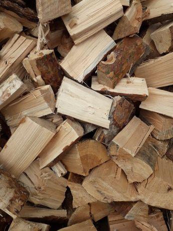 Drewno opałowe sosna .