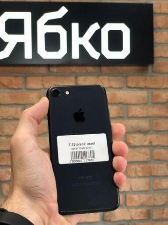 Вживаний iPhone 7 32/128 Black у Ябко - Проскурівська, 32